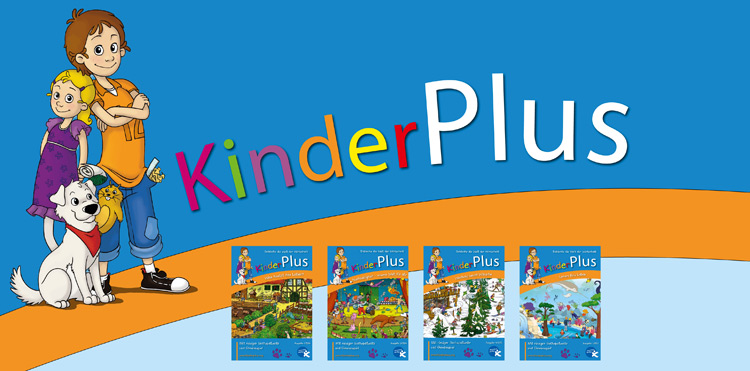 Kinder Plus Webbanner