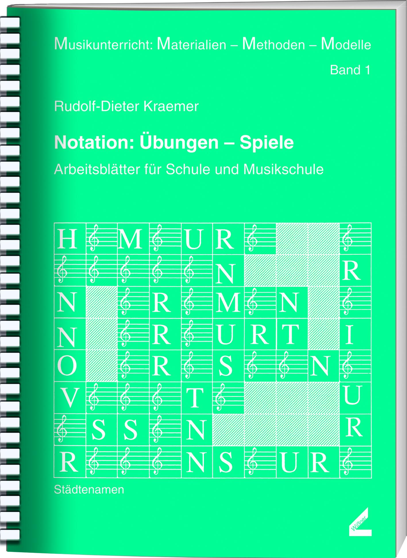 Musikunterricht: Materialien – Methoden – Modelle: Notation: Übungen ...